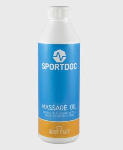 Massageolie, 500 ml