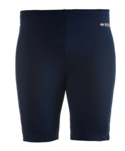 Tights, kort, navy - Baselayer shorts