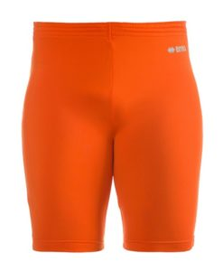Tights, kort, orange - Baselayer shorts