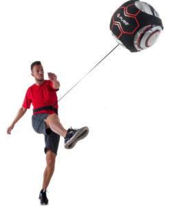 Fodbold med snor - Football Trainer - Fodbold selvtræner