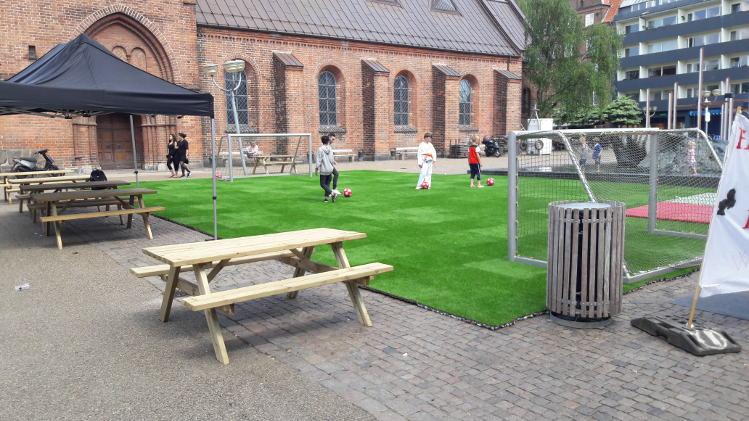 Unlimited kunstgræs - Horsens Kommune