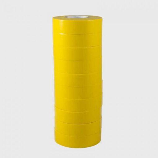 Strømpetape, gul