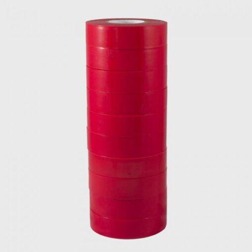 Strømpetape, rød