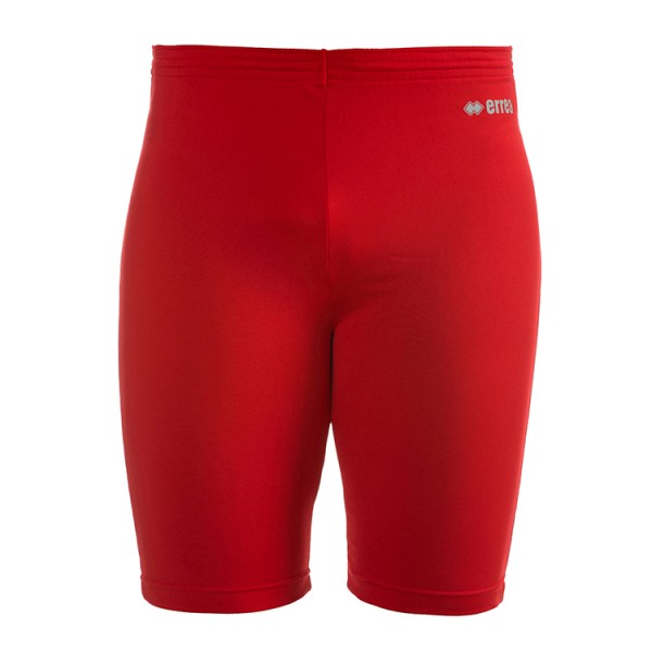 Tights, kort, rød - Baselayer shorts