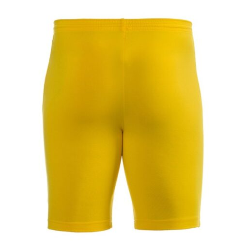 Tights, kort, gul - Baselayer shorts