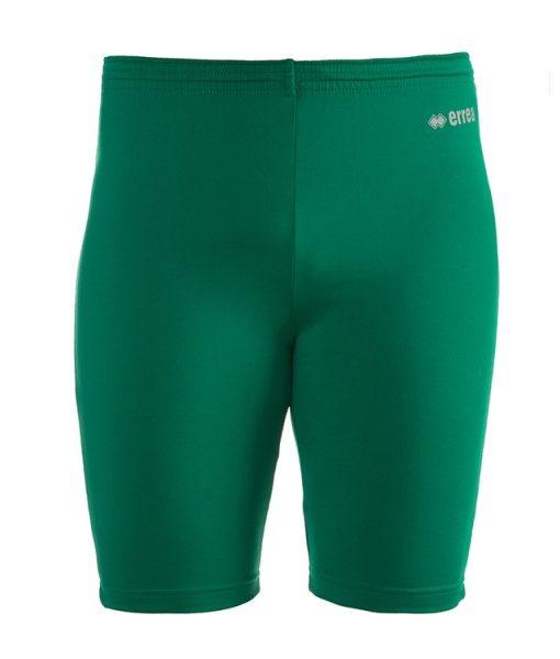 Tights, kort, grøn - Baselayer shorts