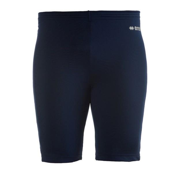 Tights, kort, navy - Baselayer shorts