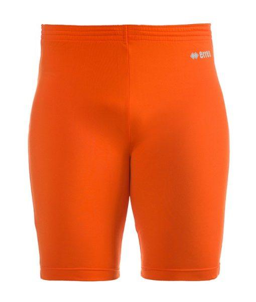 Tights, kort, orange - Baselayer shorts