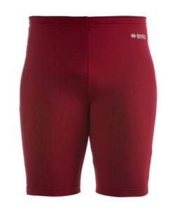 Tights, kort, bordeaux - Baselayer shorts