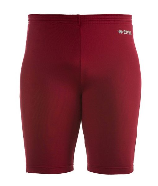 Tights, kort, bordeaux - Baselayer shorts