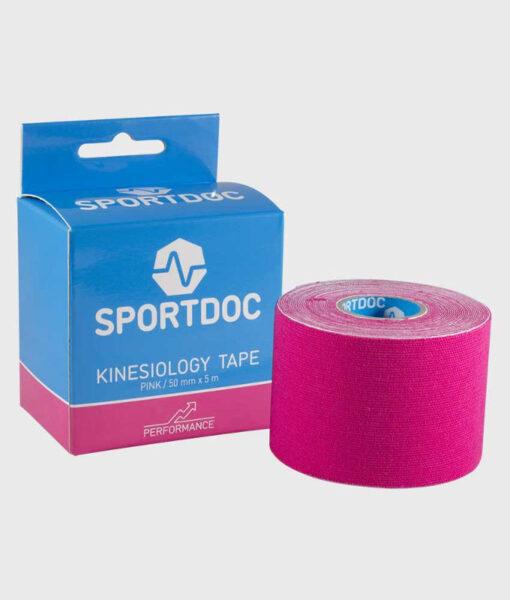 Kinesiologitape, pink