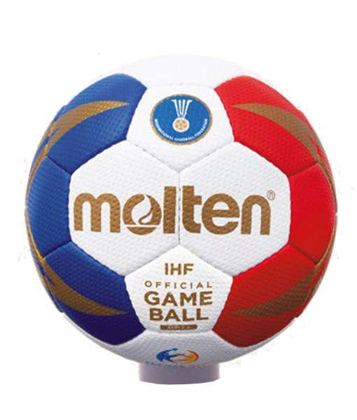 Flot Håndbold, Molten 3200 (VM 2017) - Str. 1 - Officiel IHF-håndbold JK-69