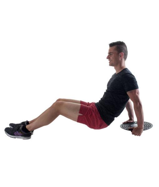 Balancebræt - Vippebræt - med justerbar højde