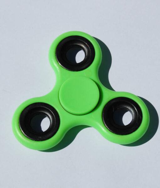 Fidget Spinner, grøn